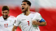 کاپیتان تیم ملی نماینده رژیم صهیونیستی را به رسمیت نمیشناسد