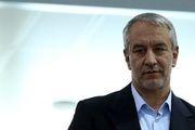قول می دهم بعد از انتخابات در فدراسیون فوتبال نباشم/ فیفا در حق فوتبال ما ظلم میکند