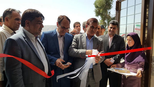 مدرسه شهدای بانک ملی ایران در روستای چوار ایلام شروع به بهره برداری رسید