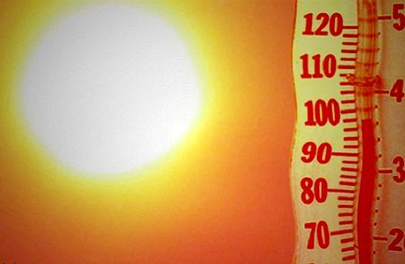 ساعات کار اداری در دمای ۵۰ درجه کاهش می یابد