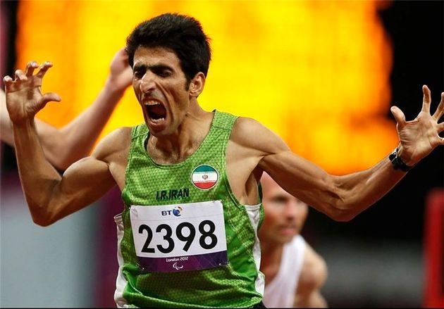 معلول ایرانی در مسابقات بینالمللی قزاقستان سوم شد