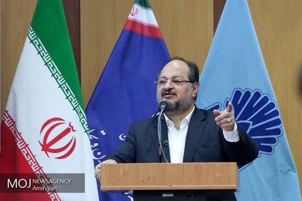 محمد شریعتمداری وزیر تعاون کار و رفاه اجتماعی