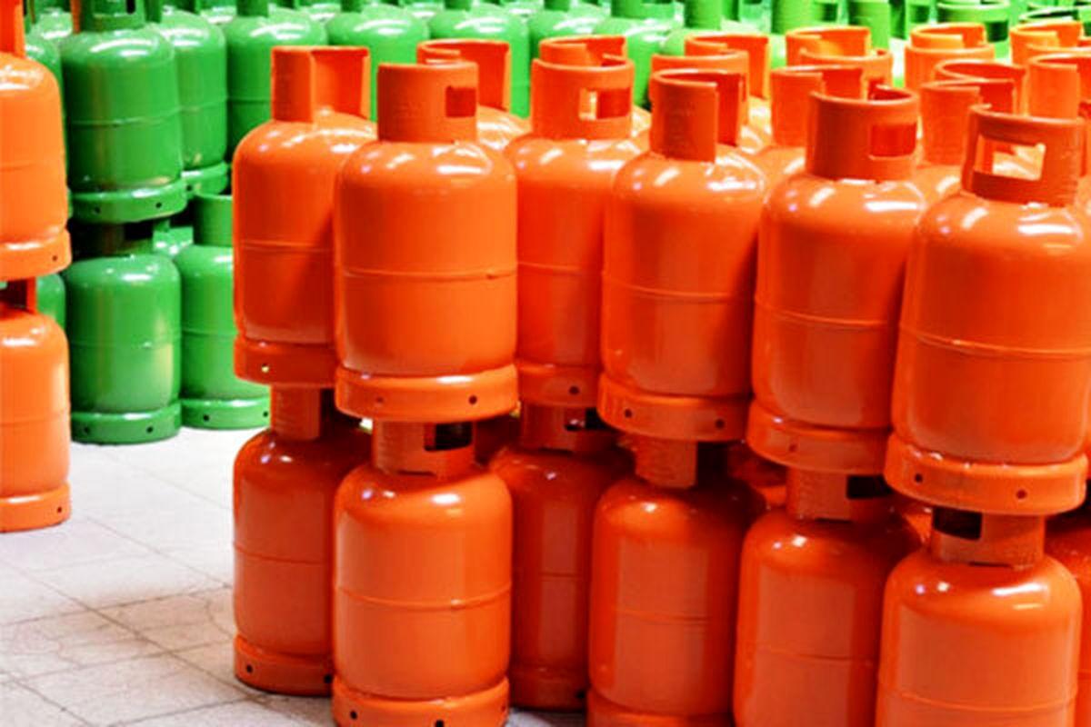 توزیع نزدیک به 5 هزار تن گاز مایع در استان اردبیل