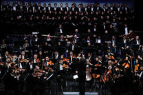 برگزاری ارکستر ملی ایران در استان کرمان