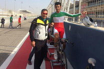 تایید دوپینگی بودن رکابزن ملیپوش ایران از سوی UCI