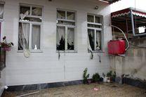 انفجار مواد محترقه در شهرستان پارس آباد