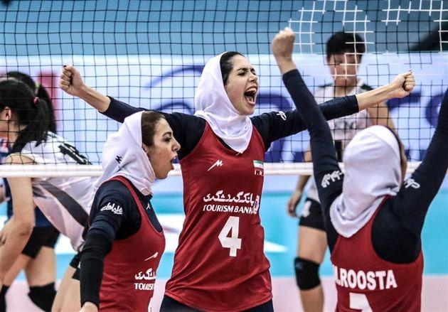 پرونده تیم ایران با عنوان نهمی آسیا بسته شد