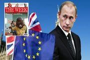 مداخلات مسکو در برگزیت