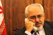 گفتگوی تلفنی ظریف با وزیر امور خارجه عراق