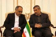سامانه صدور روادید الکترونیکی بدون برچسب در فرودگاه اصفهان رونمایی شد