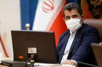 برگزاری دهمین جلسه قرارگاه عملیاتی کرونا در دوم اسفندماه