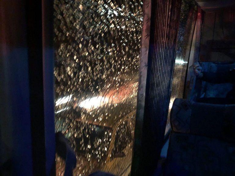 جزئیات حمله به اتوبوس پرسپولیس در تبریز