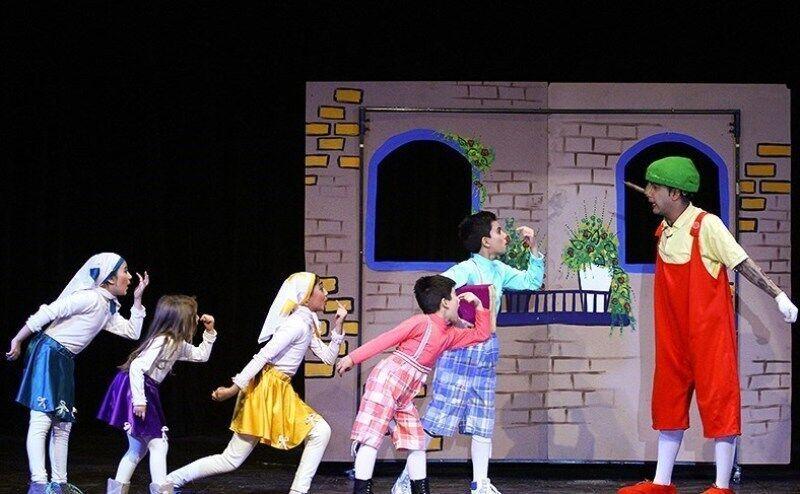 جشنواره تئاتر کودک و نوجوان باعث شده تئاتر خیابانی جدیتر دیده شود