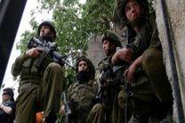 یورش نظامیان رژیم صهیونیستی به یک بیمارستان در کرانه باختری