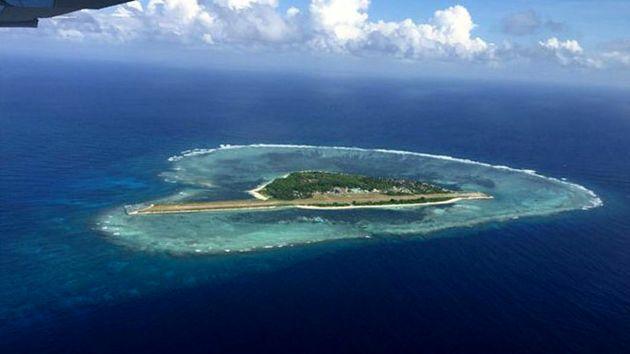 بر فراز جزایر اسکار بورو چه گذشت