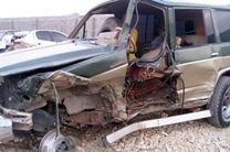 تصادف جاده ای در مسیر ایذه به کولفرح سه کشته و مصدوم داشت