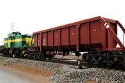 دستیابی به رکورد حمل مواد اولیه در واحد راه آهن