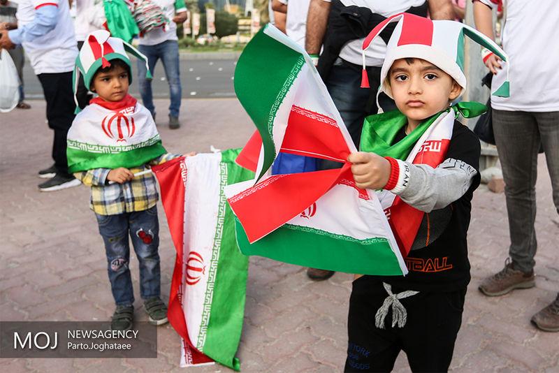 تماشای دیدار فوتبال ایران و سوریه رایگان شد