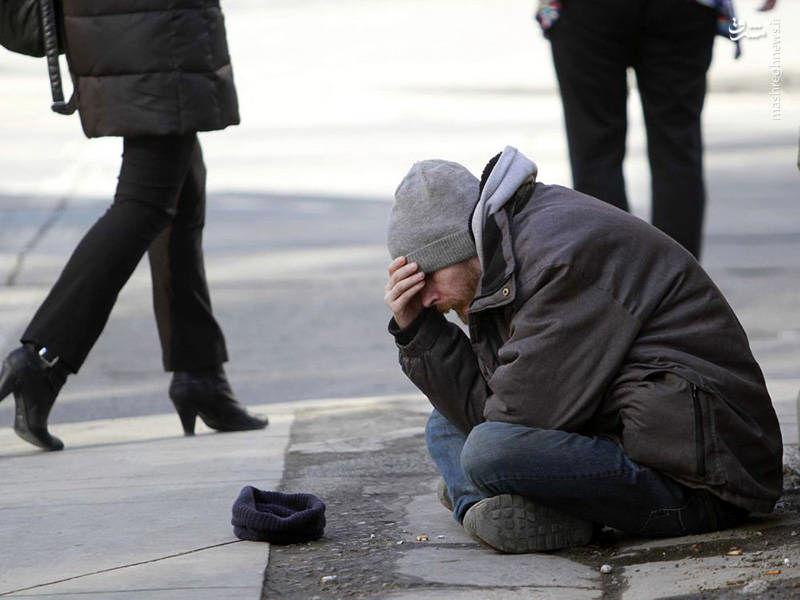 مرگ روزانه یک بیخانمان در انگلیس