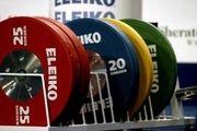 آغاز اردوی تیم ملی وزنه برداری زنان و مردان از 16 آذر