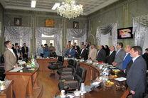 هفتمین جلسه شورای شهر رشت در تالار شورا برگزار شد
