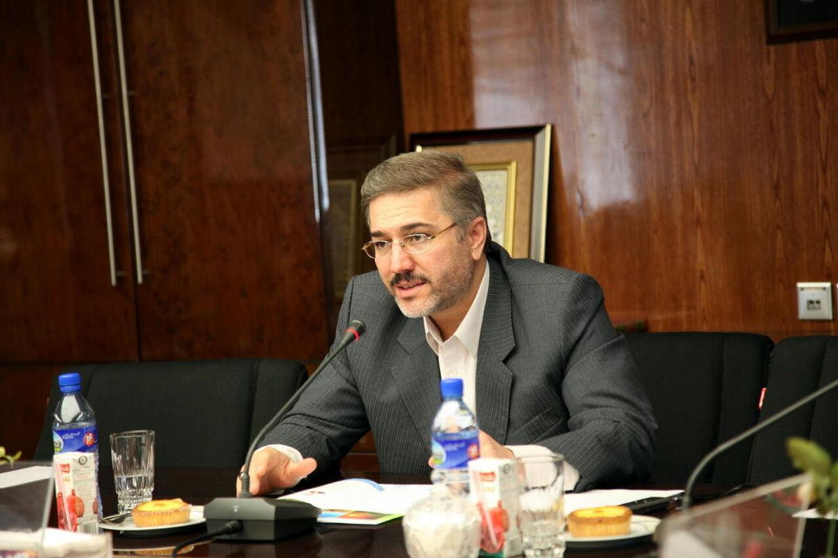 انتصاب «داود منظور» به سمت رییس سازمان امور مالیاتی کشور