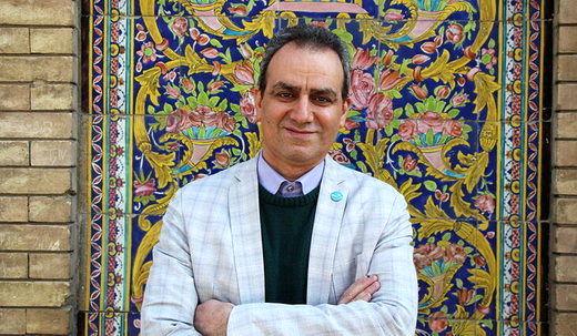 شهرام کرمی روز خبرنگار را تبریک گفت
