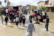 کمک ۷۶۰ میلیون تومانی مردم نیکوکار اصفهانی به سیلزدگان