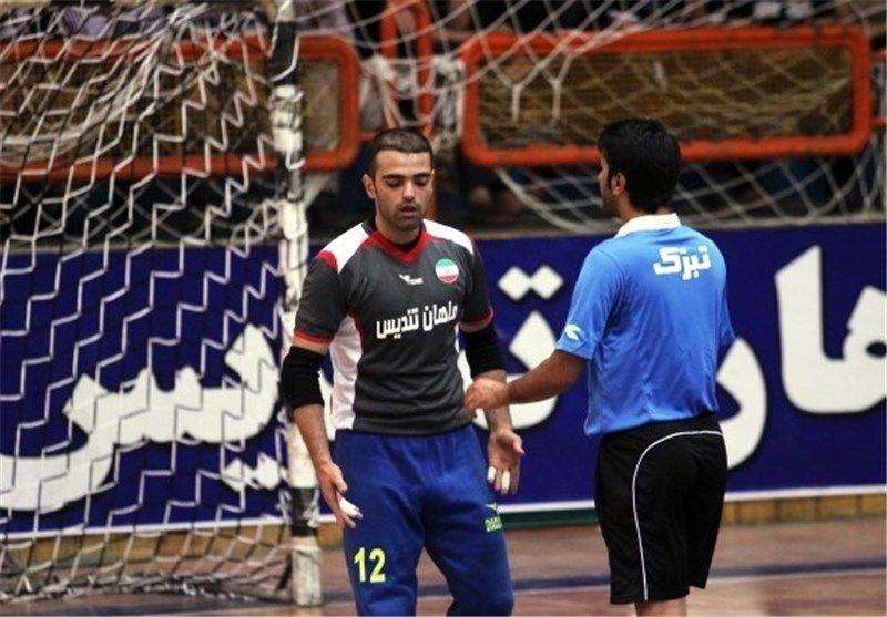 سنگربان محمد سیما در تیم منتخب هفته نخست لیگ برتر جای گرفت