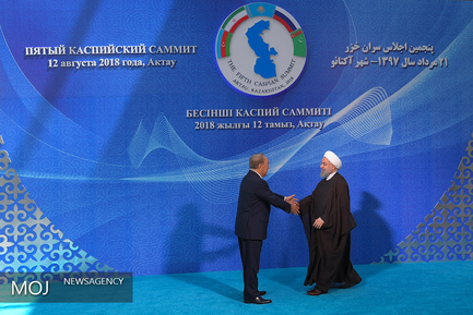 سفر رییس جمهوری به قزاقستان