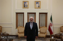 واکنش ظریف به اظهارات سفیر فرانسه در واشنگتن