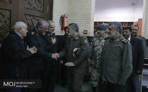 هفتمین گرامیداشت شهادت سرلشگر حسن تهرانی مقدم