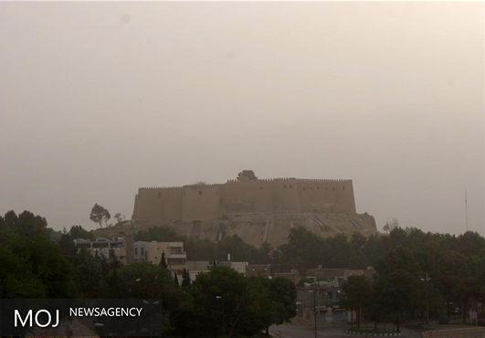 آلودگی هوا در لرستان به 18 برابر حد مجاز رسید