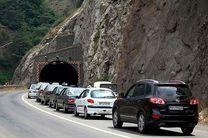 وضعیت جوی وترافیکی راه های کشور