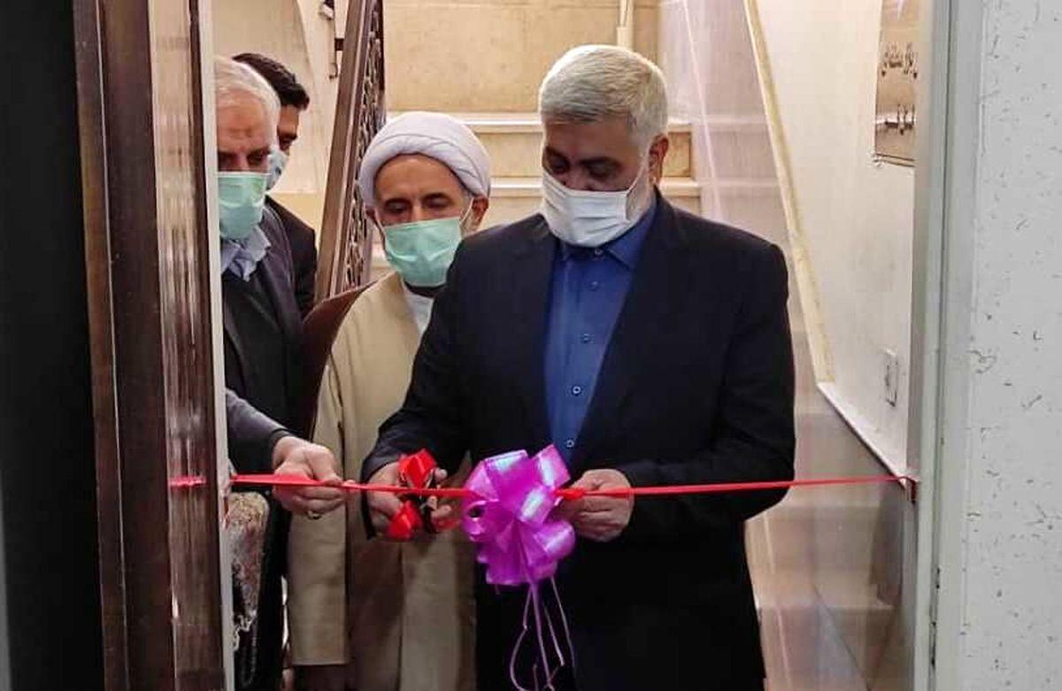 افتتاح فن بازار منطقهای استان قم