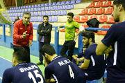 راه یابی تیم فوتسال بانک دی به فینال مسابقات جام سفیر