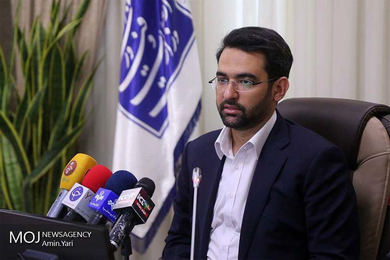 اظهارات وزیر ارتباطات درباره ارائه خدمات اینترنتی به زائران اربعین