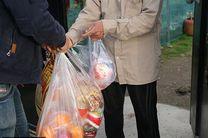 توزیع 300 پرس غذای گرم و میوه در محله آدریان خمینی شهر