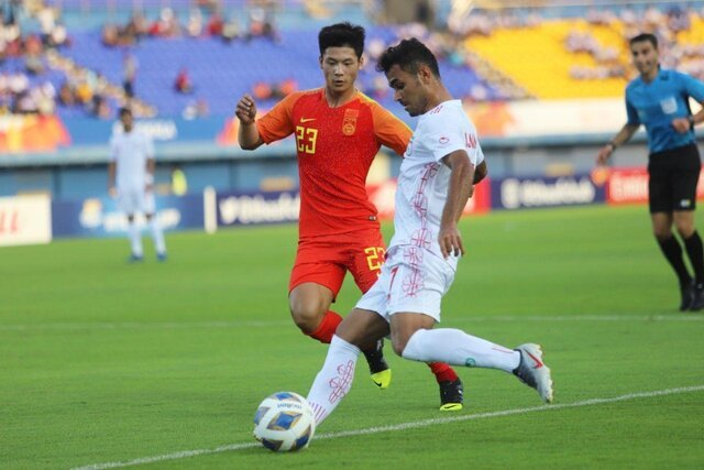 نتیجه بازی فوتبال امید ایران و چین/ حسرت ادامه دار حضور تیم ملی فوتبال به المپیک