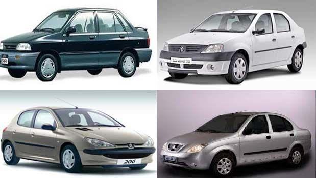 قیمت خودروهای داخلی در بازار با ثبات همراه بود