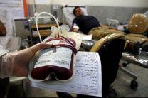 فعالیت دو پایگاه انتقال خون گیلان و یک تیم سیار در 22 بهمن