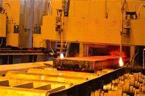 افزایش توانمندی ماشین 5 ریخته گری مداوم برای تولید فولاد های خاص