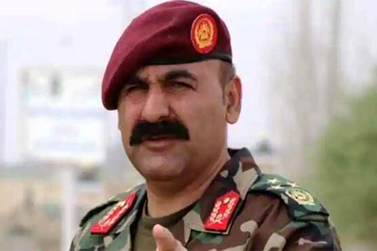 رئیس ارتش افغانستان برکنار شد