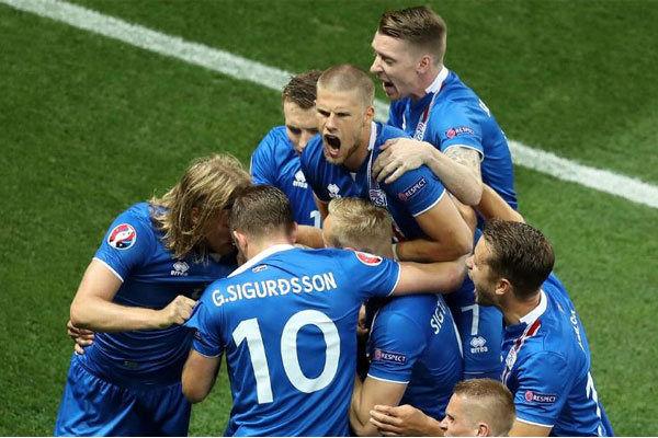 ایسلند حریف فرانسه شد