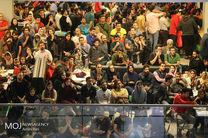 تماشای دیدار فوتبال پرسپولیس ایران و السد قطر در پردیس چارسو