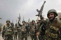 ارتش سوریه مناطق اشغالی شرق دمشق را آزاد کرد