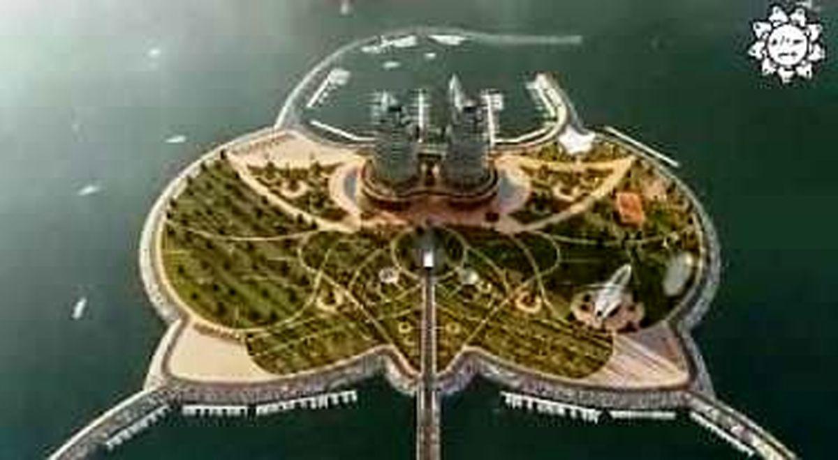 صدور مجوز ساخت جزیره مصنوعی منوط به رفع ابهامات زیست محیطی است