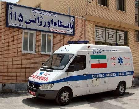 راه اندازی نخستین واحد تخصصی اورژانس پیش بیمارستانی روانپزشکی در اصفهان
