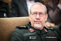 خون پاک سردار سلیمانی خواب راحت نیروهای آمریکا در منطقه را آشفته خواهد کرد