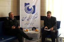 پلیس جامعه محور در ارتباطی تنگاتنگ با آحاد جامعه/چگونگی اتفاقات آبان ماه از زبان سردار کامرانی صالح